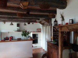 1 -  cuisine salle à manger