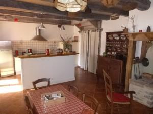 1- cuisine salle à manger