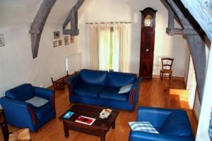 5 - salon à l'étage